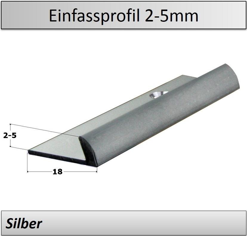 2 5mm Vinyl Abschlussprofil Anstossprofil Direkt Vom Hersteller